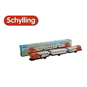 Schylling Three Car Train