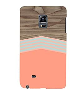 PrintVisa Fancy Design 3D Hard Polycarbonate Designer Back Case Cover for Samsung Galaxy Note Edge