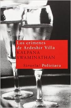 Los crímenes de Ardeshir Villa - Kalpana Swaminathan 41nM637otML._SY344_BO1,204,203,200_