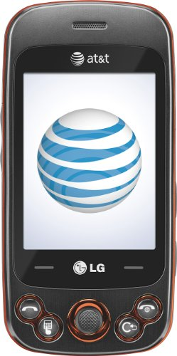 LG Neon II Phone, Orange (AT&T)