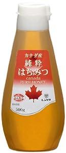 レンゲ印 カナダ産純粋はちみつ 500g