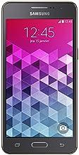 Samsung Galaxy Grand Prime Smartphone débloqué 4G (Ecran: 5 pouces - 8 Go - Simple SIM - Android 4.4 KitKat) Gris