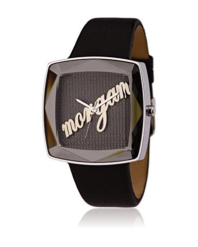 Morgan de Toi Reloj de cuarzo Woman M1008B Negro 40 mm