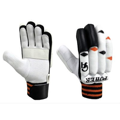 New CA Power Batting Gloves Mens R.H.