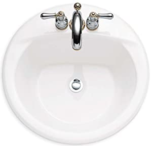 Americast Sink : 403.020 Acclivity Americast Brand Engineered Material Countertop Sink ...