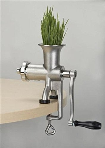 Miracle Exclusives Wheatgrass Juicer MJ445