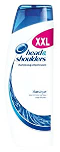 Head & Shoulders - Shampoing Classique - 500 ml