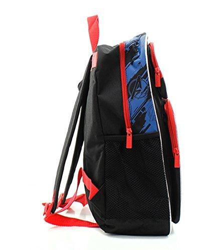 Marvel's Avengers Child's Large Black Backpack - 1