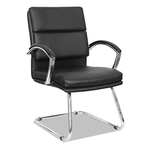 alera-nr4319-neratoli-series-slim-profile-guest-chair-black-soft-leather-chrome-frame