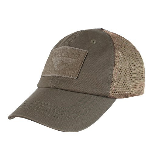 Cheapest Price! MESH tactical CAP, BROWN
