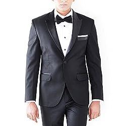 Premium Black Wedding Tuxedo Blazer