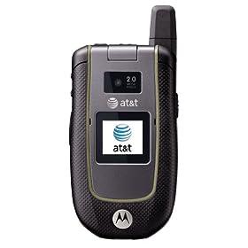 Motorola Tundra Phone, Black (AT&T)
