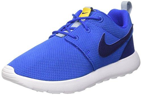 Nike Roshe One (Ps) Scarpe da ginnastica, Bambini e ragazzi, Hypr Cblt/Dp Ryl Bl-Vrsty Mz-B, 34