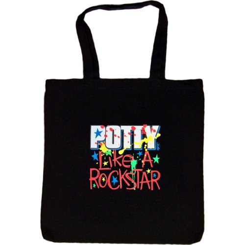Potty like a Rock Star bag