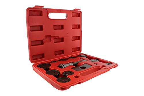 ABN Precision Brake Caliper Wind Back Tool Kit - 12PC (Rear Disc Brake Caliper Tool compare prices)