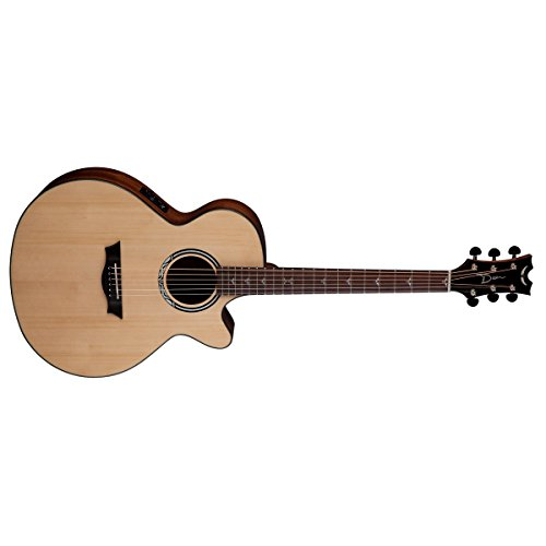 Dean Performer Plus Cutaway Acoustic-Electric Guitar - Gloss Natural front-180948