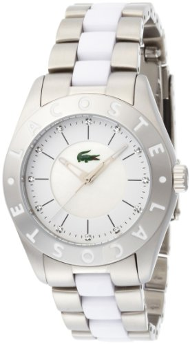 Women's Lacoste Biarritz Crystal Watch. 2000535