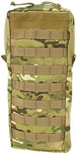 Tactical Assault Gear MOLLE Hydration 100oz Bladder Carrier, Large, MH2O1-MC by Tactical Assault Gear