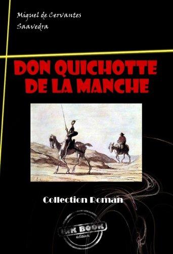 Couverture du livre L'Ingénieux Hidalgo Don Quichotte de la Manche