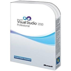Visual Studio 2010 Professional Upgrade (Old Version)