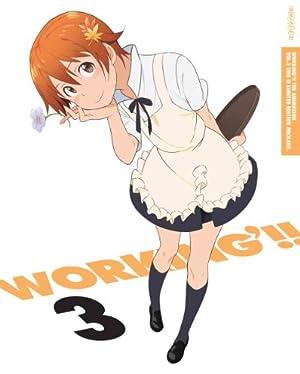 WORKING'!! 3(完全生産限定版) [Blu-ray]