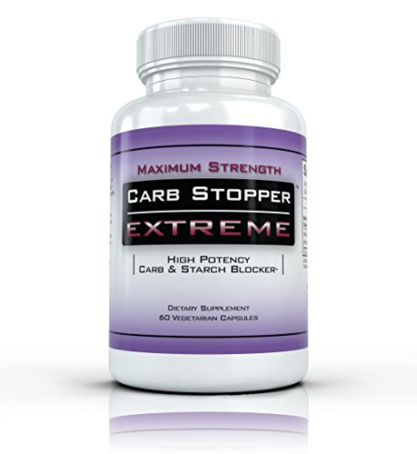 Carb Stopper Extreme /#1 Starch Blocker Intercept Weight Loss Diet Pills Phase 2