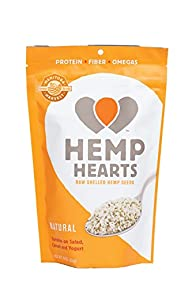 Manitoba Harvest Hemp Hearts Raw Shel…