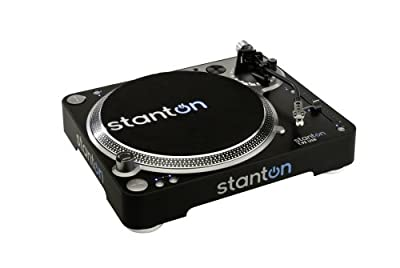 Stanton T92USB USB Direct Drive DJ Turntable from Stanton