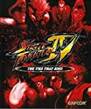 STREET FIGHTER IV The Ties That Bind Dvd