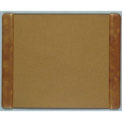 Buy Visuwrite Blotter Desk Pad Gold Amp Brown 20 Quot X 36 Quot Deals