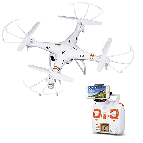 DBPOWER X705C FPV 3D Function 2.4 GHz 6 Axis Quadcopter RC Drone
