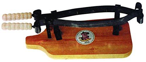 Vigor Blinky 94460-10 Zillo 219 Fermaprosciutto, Base in Legno, Chiodi in Inox