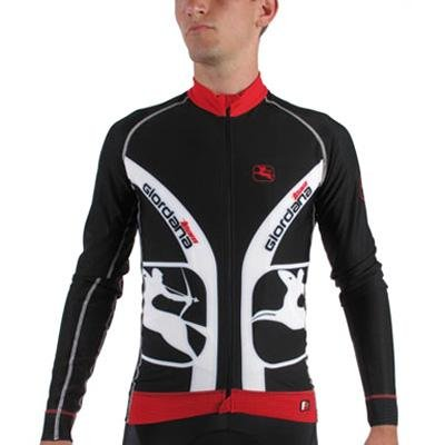 Buy Low Price Giordana 2012/13 Men's Body Clone Trade Long Sleeve Cycling Jersey – gi-w1-lsjy-frca (B005HL2MXU)