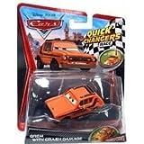 Disney Pixar Cars 2 Quick Changers Race - Grem