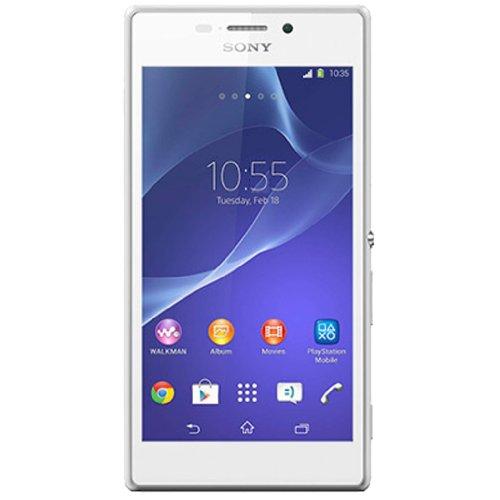 SONY XPERIA M2 D2303 8GB WHITE FACTORY UNLOCKED SINGLE SIM LTE 4G 3G 2G CELL PHONE