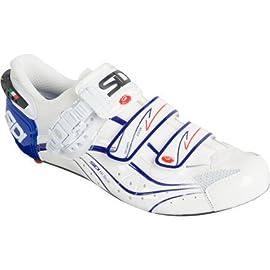Sidi Road Bike Shoes Women Genius 6.6 Blue/White Vernice Sizes