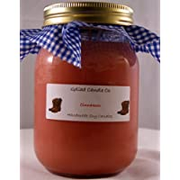 Cinnamon 16oz Hand Poured Soy Candle