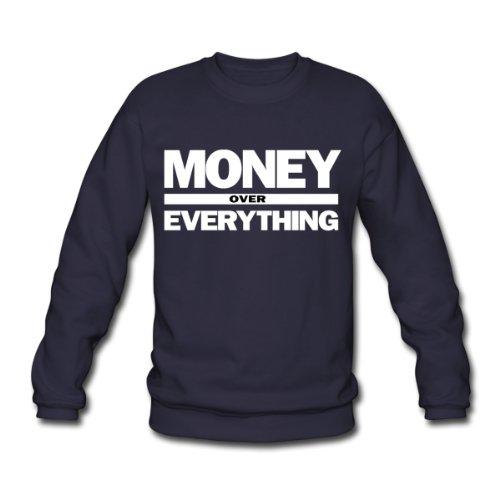 Spreadshirt, moe, Men's Sweatshirt, navy, XXL