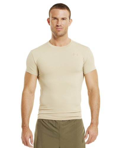 Under Armour Men's Tactical HeatGear® Compression Short Sleeve T-Shirt image