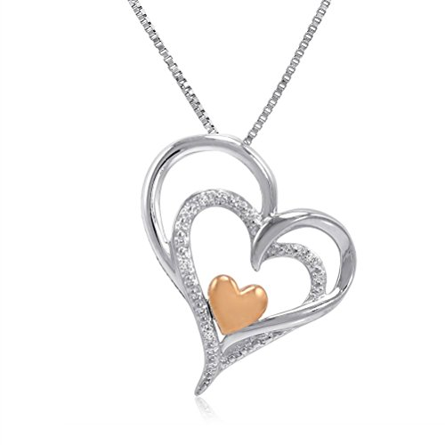 plata-de-ley-y-oro-14-k-corazon-de-diamantes-pendant-necklace