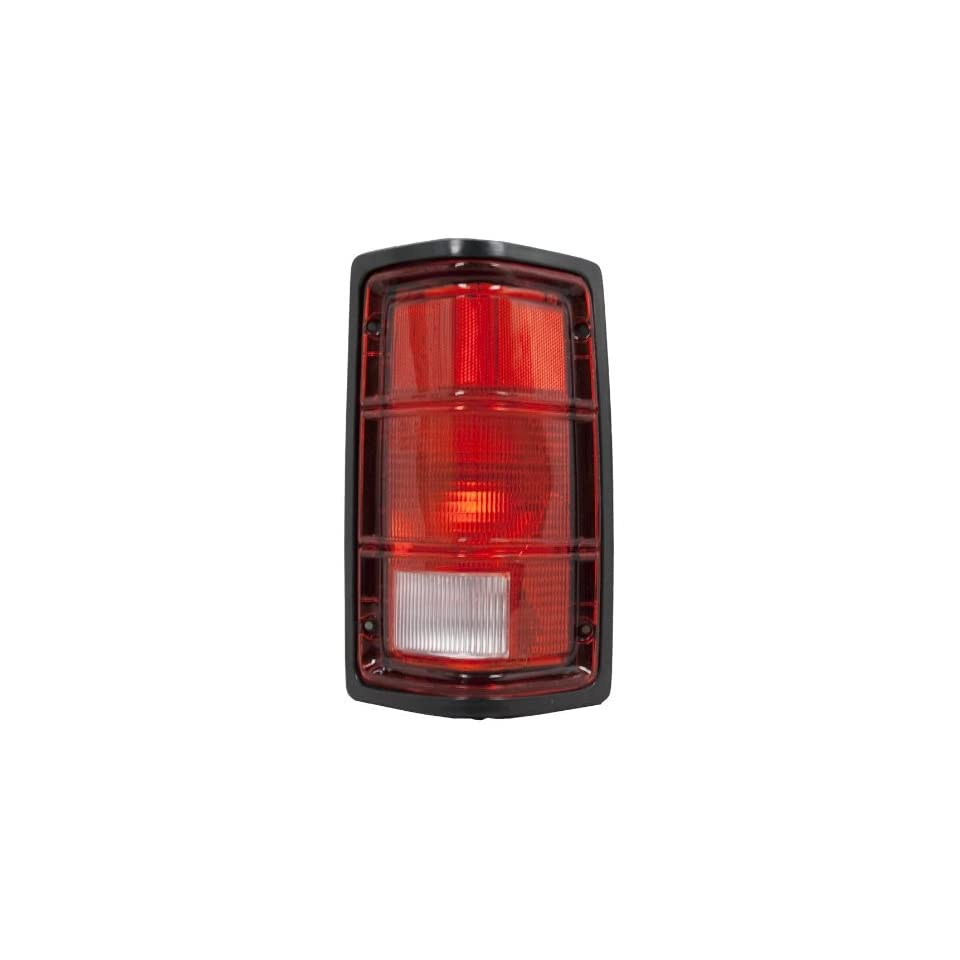 OE Replacement Dodge Pickup/Ramcharger Passenger Side Taillight Assembly (Partslink Number CH2801114)