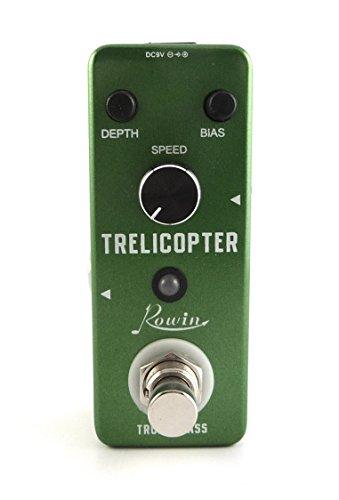 Pédale d'effet guitare : Tremolo - Rowin Trelicopter