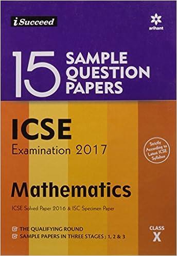 icse class 10 maths book free