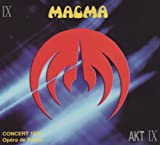 echange, troc magma - AKT IX. Concert 1976 Opéra de Reims