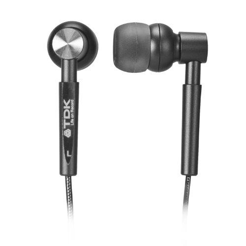 Tdk 77000014488 In Ear Headphones, Black
