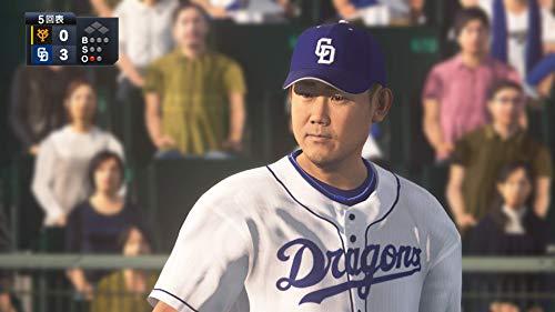 PS4:プロ野球スピリッツ2019 海外移籍選手先行入手DLC 配信 オリジナルPC&スマホ壁紙 配信 ゲーム画面スクリーンショット5