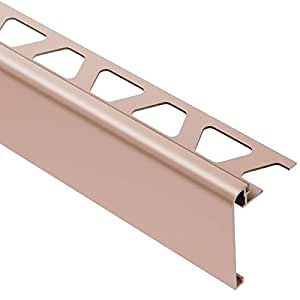 Schluter RONDEC-STEP - Stair-Nosing Profile - For 3/8 ...