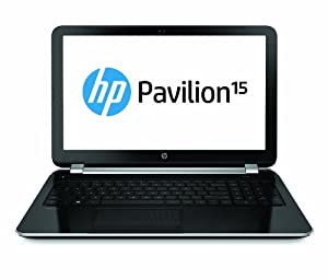 HP Pavilion 15-n014nr 15.6-Inch Laptop (Silver and Black)