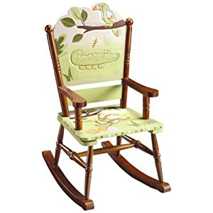 GUIDECRAFT Papagayo Rocking Chair from GuideCraft