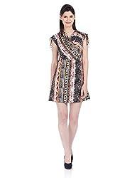 NOI Women's A-line Dress (AW13 NOI NATALIE_Pink_Medium)
